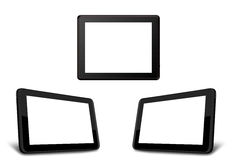 Blank touch screens Stock Photography