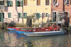 Three boat Stock Photos