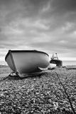 Three boats Royalty Free Stock Images