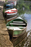 Three boats Royalty Free Stock Photo