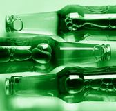 Three bottles Royalty Free Stock Image