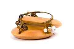 Three bracelets Royalty Free Stock Photography