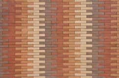 Three brick walls. Stock Image