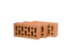 Three bricks Stock Images