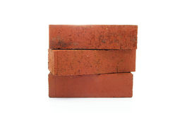 Three bricks Royalty Free Stock Photos