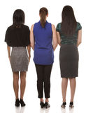 Three business women Stock Photo