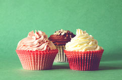 Three cakes Royalty Free Stock Images