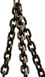 Chains isolated Stock Photos