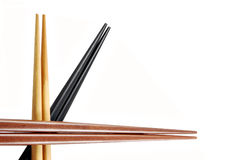 Three Chopsticks Royalty Free Stock Photography