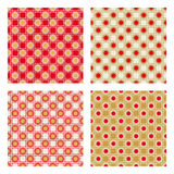 Three colors pattern Royalty Free Stock Image