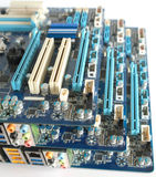 Computer main boards Stock Photography