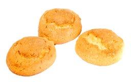 Three cookie Stock Image