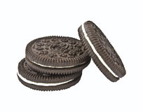 Three Cookies Stock Image
