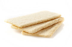 Three crackers Stock Photo