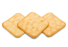 Three crackers Royalty Free Stock Photos