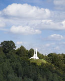 Three Cross Hill, Vilnius Royalty Free Stock Images