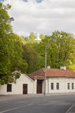 Three Cross Hill, Vilnius Royalty Free Stock Image