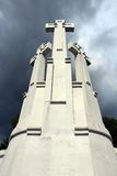 Three Crosses Monument in Vilnius Royalty Free Stock Images