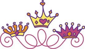 Three Crowns Stock Photos