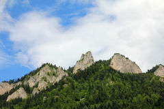 Three Crowns, Pieniny Stock Photography