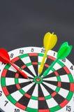 Three darts Royalty Free Stock Photo