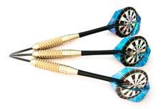 Three Darts Royalty Free Stock Image