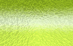 Three-dimensional pattern background. Royalty Free Stock Photography