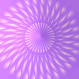 Three dimensional pink and lilac pattern Royalty Free Stock Photos