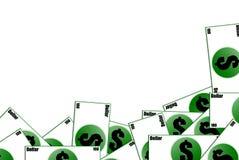 Money 3D Stock Photos