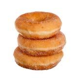 Three donuts Stock Photo