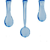 Three Drop of water Stock Photo