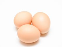 Three Egg Royalty Free Stock Photo