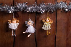 Three fairies. Stock Images