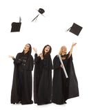 Happy graduation Royalty Free Stock Images