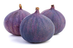 Three figs Stock Images