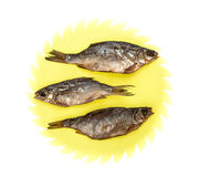Three fish Stock Photos