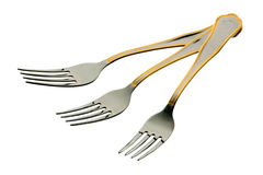 Three forks Royalty Free Stock Photo