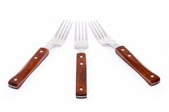 Three Forks Stock Photo