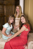 Three formals Stock Photo