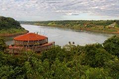 The Three Frontier Border Iguassu