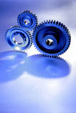 Three gears Stock Photo