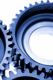 Three gears Royalty Free Stock Photo