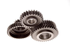 Three gears Stock Photos