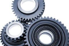 Three gears royalty free stock photo