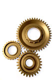 Three gears Stock Image