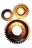 Three gears Stock Photo