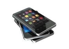 Three generic Smart Phone Royalty Free Stock Image