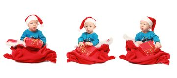 Three gnomes Royalty Free Stock Photography