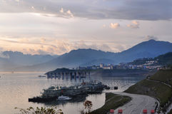 Three gorges Royalty Free Stock Photography