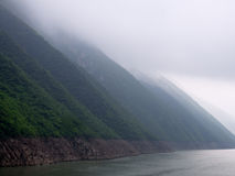 Three gorges Royalty Free Stock Photo